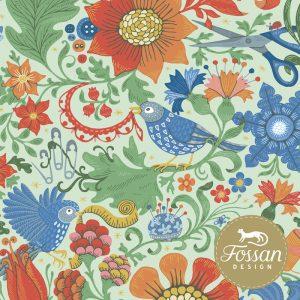 Nieuwste producten bij Mevrouw Jett Shop Sewing story happy green