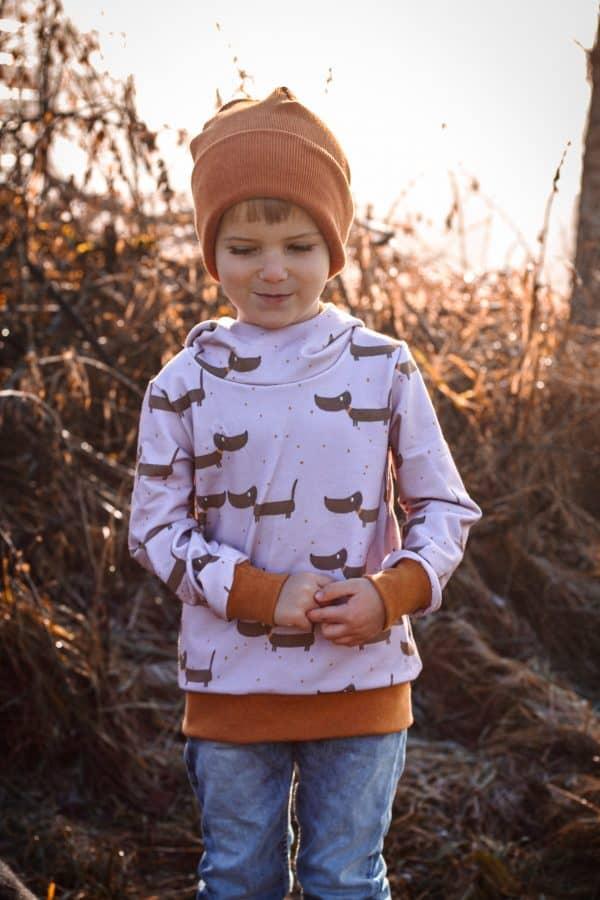 Lillestoff- Dackel Bodo 2 jersey