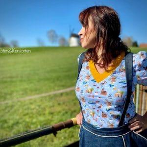 Lillestoff- Polderland tricot