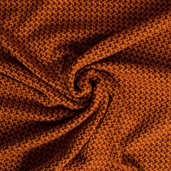 Albstoffe- Brick Knit GOTS – Nepal/Bordeaux 20210311 1227 16