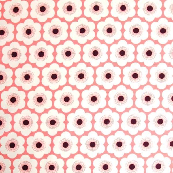 Albstoffe- Sakura Nippon Flowers - Col 4 Pink/Black 20210311 1238 27a