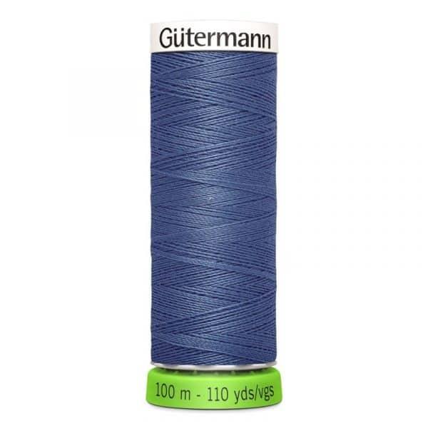 Gütermann rPET Allesnaaigaren (112) Blauw 100m Gutermann rPET 100m 112