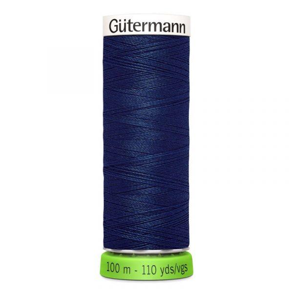 Gütermann rPET Allesnaaigaren (13) Donkerblauw 100m Gutermann rPET 100m 13