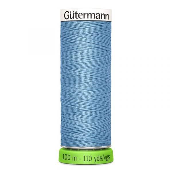 Gütermann rPET Allesnaaigaren (143) Lichtblauw 100m Gutermann rPET 100m 143