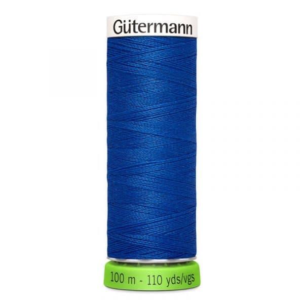 Gütermann rPET Allesnaaigaren (315) Koningsblauw 100m Gutermann rPET 100m 315