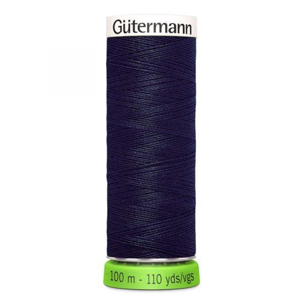 Gütermann rPET Allesnaaigaren (339) Blauw 100m Gutermann rPET 100m 339