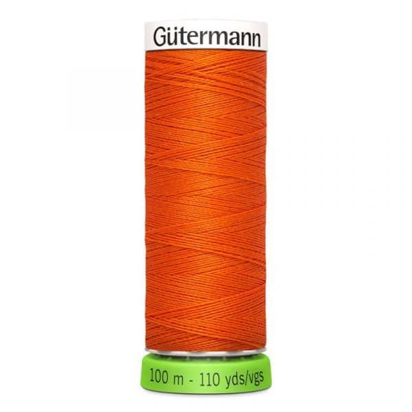 Gütermann rPET Allesnaaigaren (351) Oranje 100m Gutermann rPET 100m 351