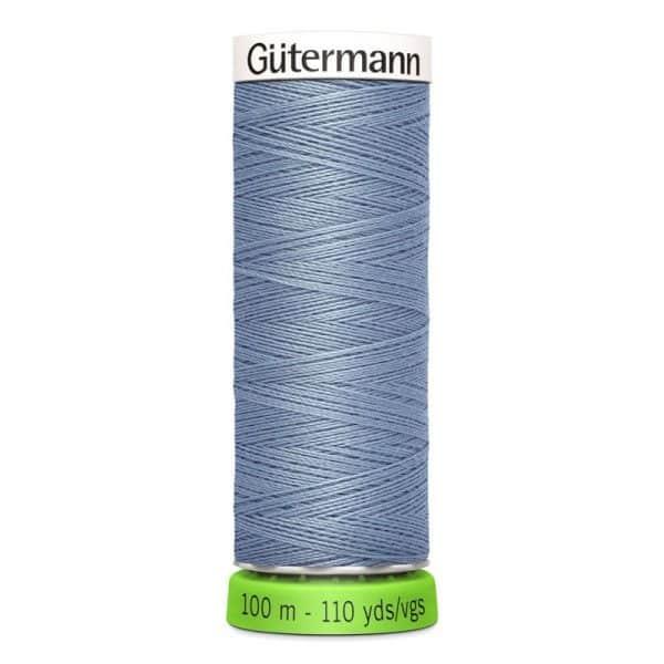 Gütermann rPET Allesnaaigaren (64) Grijsblauw 100m Gutermann rPET 100m 64