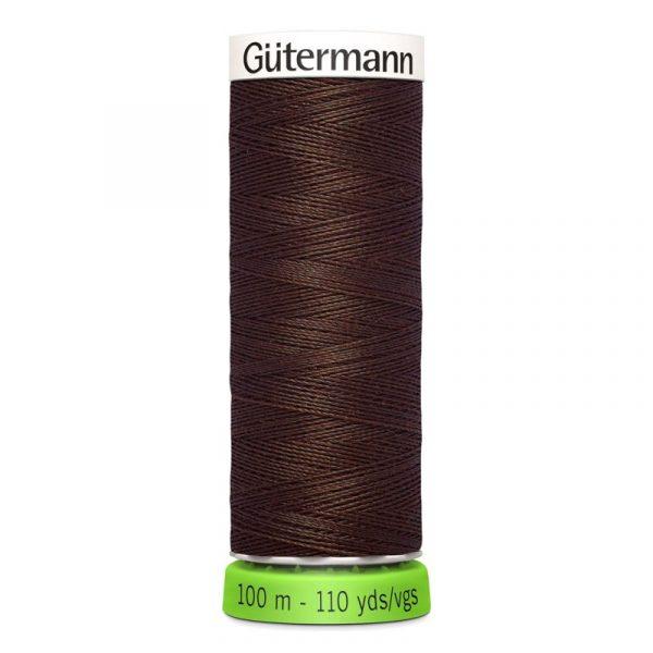 Gütermann rPET Allesnaaigaren (694) Bruin 100m Gutermann rPET 100m 694