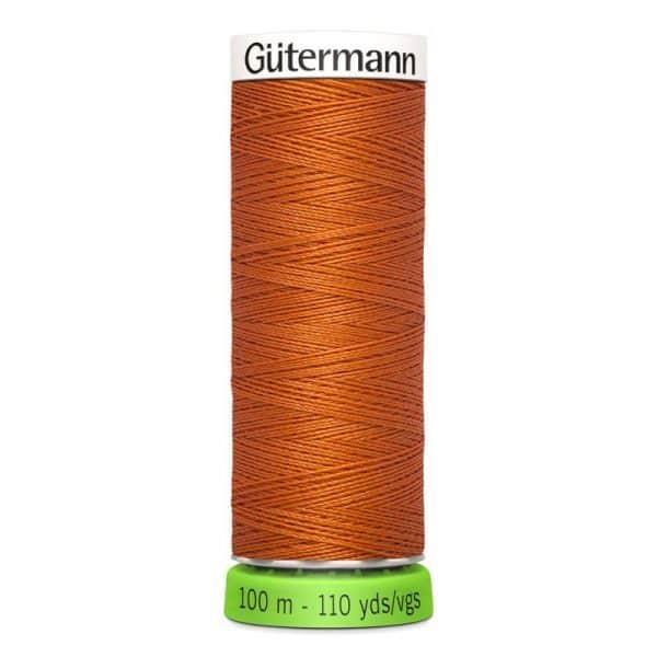 Gütermann rPET Allesnaaigaren (982) Oranje 100m Gutermann rPET 100m 982