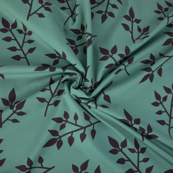 Vintage in my Heart - Gilby Leaf Green tricot Gilby Leaf Green3