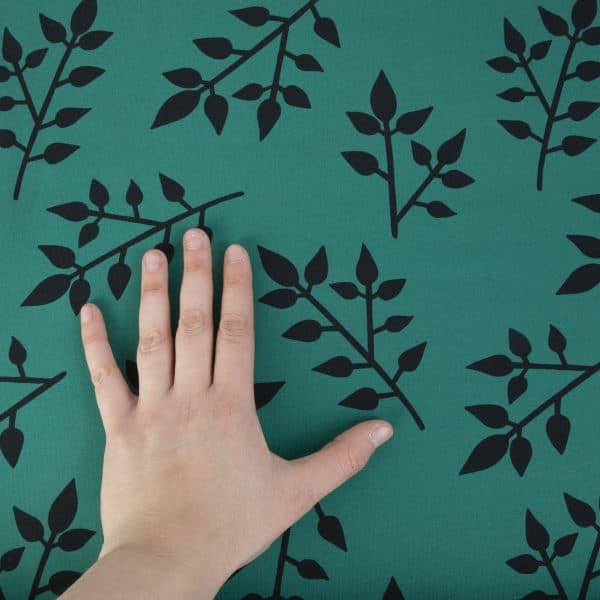 Vintage in my Heart - Gilby Leaf Green tricot Gilby Leaf Green4