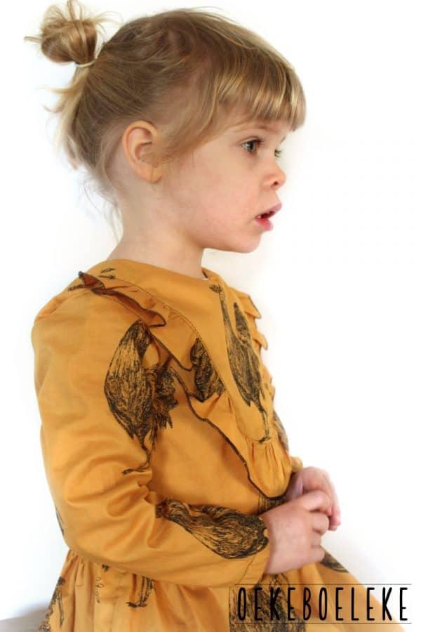 Iris May- Robin jurk (papierenpatroon)