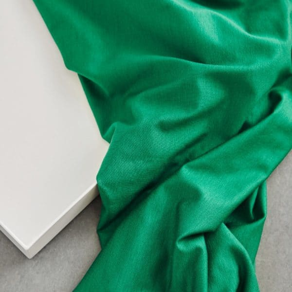 Meet Milk- Basic Stretch Jersey met TENCEL™ vezels- Frog basic stretch jersey sq 01 frog