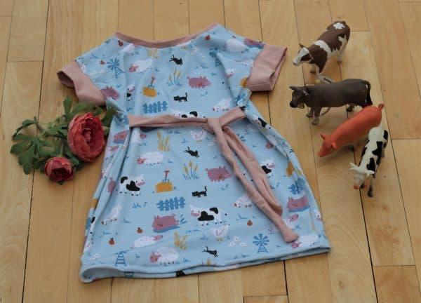 Lillestoff- On The Farm, tricot