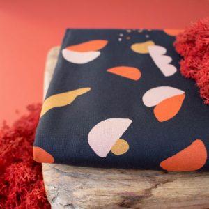 Nieuwste producten bij Mevrouw Jett oasis night fabric