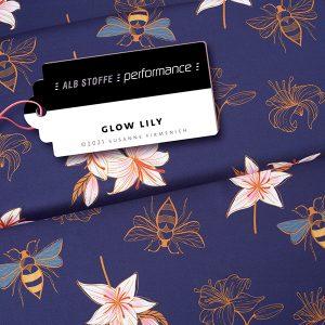 Nieuwste producten bij Mevrouw Jett performance jersey glow lily albstoffe hamburger liebe blauw 173 900l25e 021 ZB03